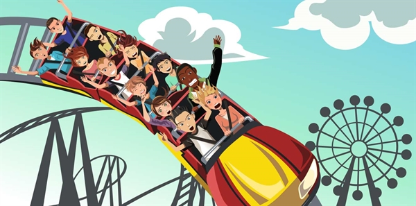 Riding the Investment Roller Coaster