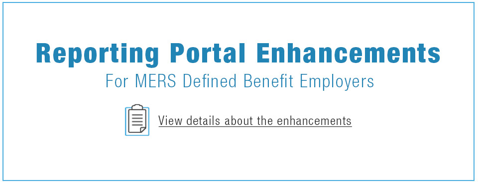 View details about Reporting Portal Enhancements
