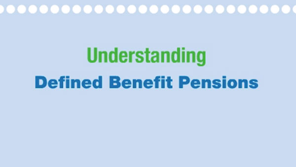 Understanding Defined benefit pensions
